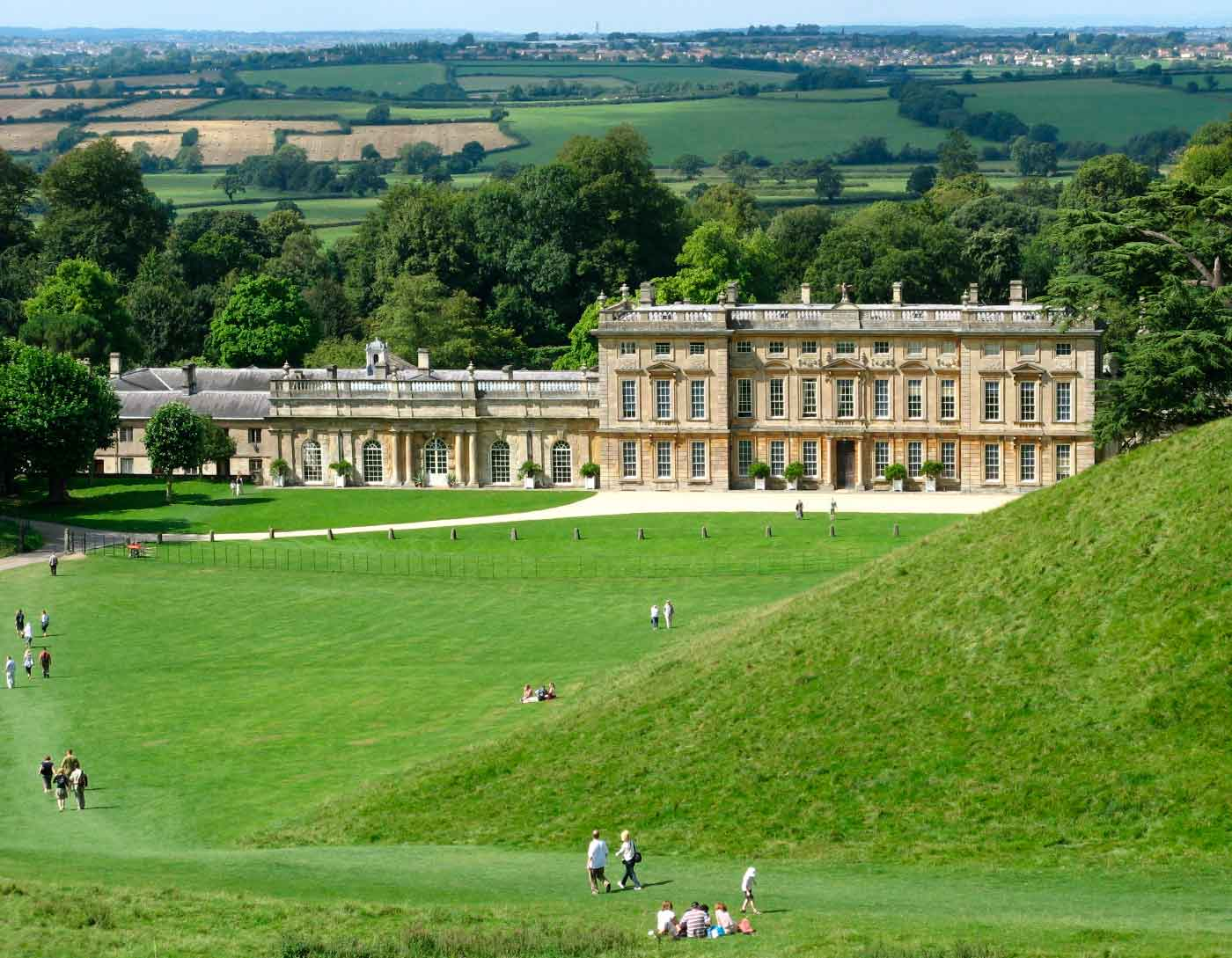Dyrham Park - Near Bath (National Trust)